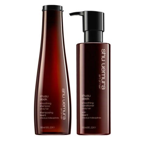 Shusu Sleek Kit1 Shusu Sleek Shampoo 300ml Conditioner 250ml