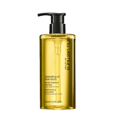 Shu Uemura Cleansing oil Shampoo Gentle Radiance 400ml - Shampooing quotidient
