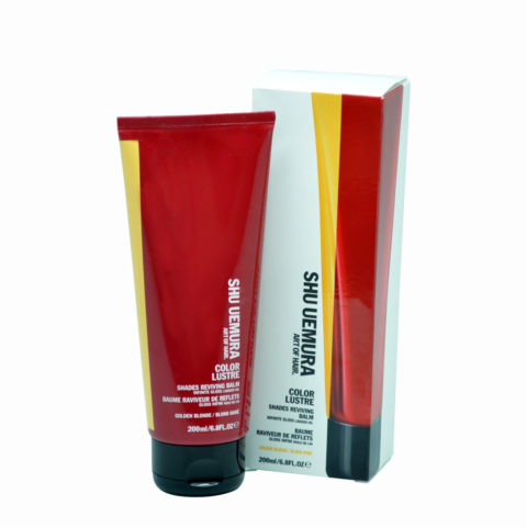 Shu Uemura Color lustre Golden Blonde 200ml - Traitement pour cheveux blonds