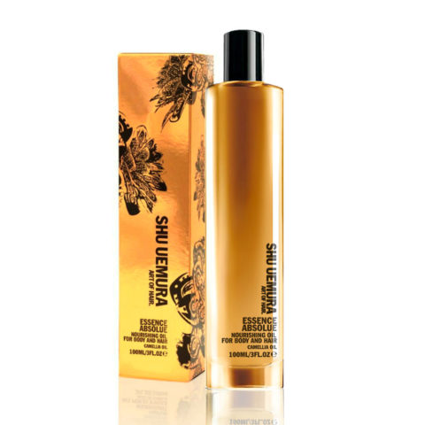 Shu Uemura Essence absolue nourishing oil for body and hair 100ml - huile sèche corps et cheveux