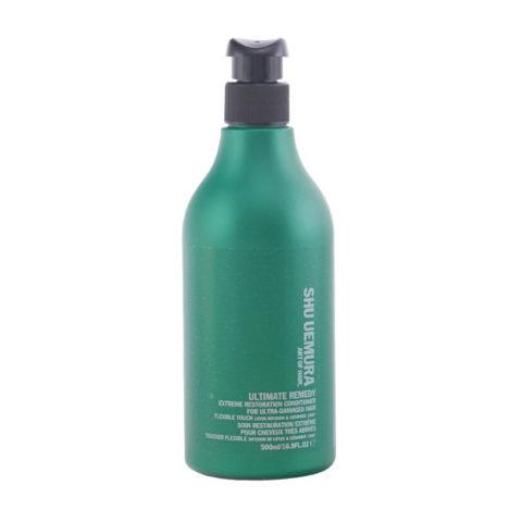 Shu Uemura Ultimate remedy Conditioner 500ml