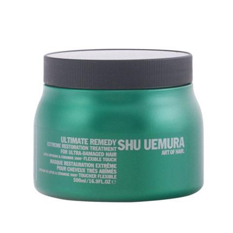 Shu Uemura Ultimate remedy Treatment 500ml