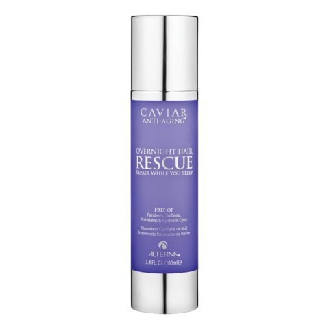 Alterna Caviar Treatment Overnight hair rescue 100ml