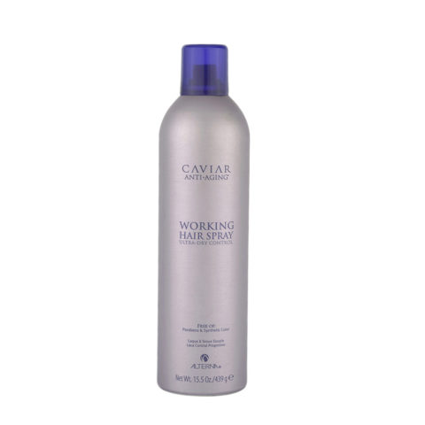 Alterna Caviar Anti aging Styling Working hairspray 250ml - laque anti age
