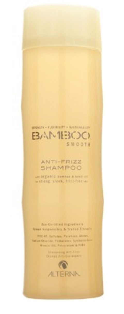 Alterna Bamboo Smooth Shampoo 250ml - shampooing