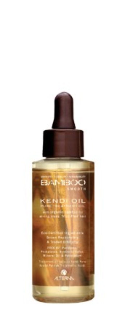 Alterna Bamboo Smooth Kendi pure treatment oil 50ml - huile anticrépu