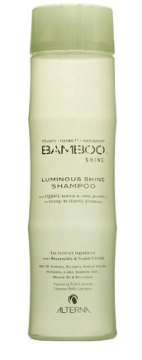 Alterna Bamboo Shine Shampoo 250ml - shampooing polissage