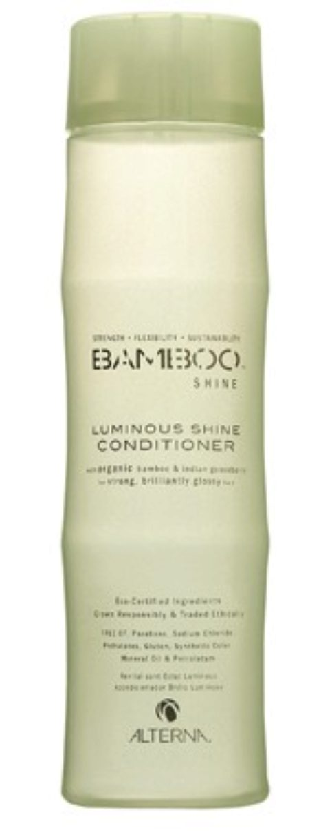 Alterna Bamboo Shine Conditioner 250ml - apres shampooing polissant et protectif