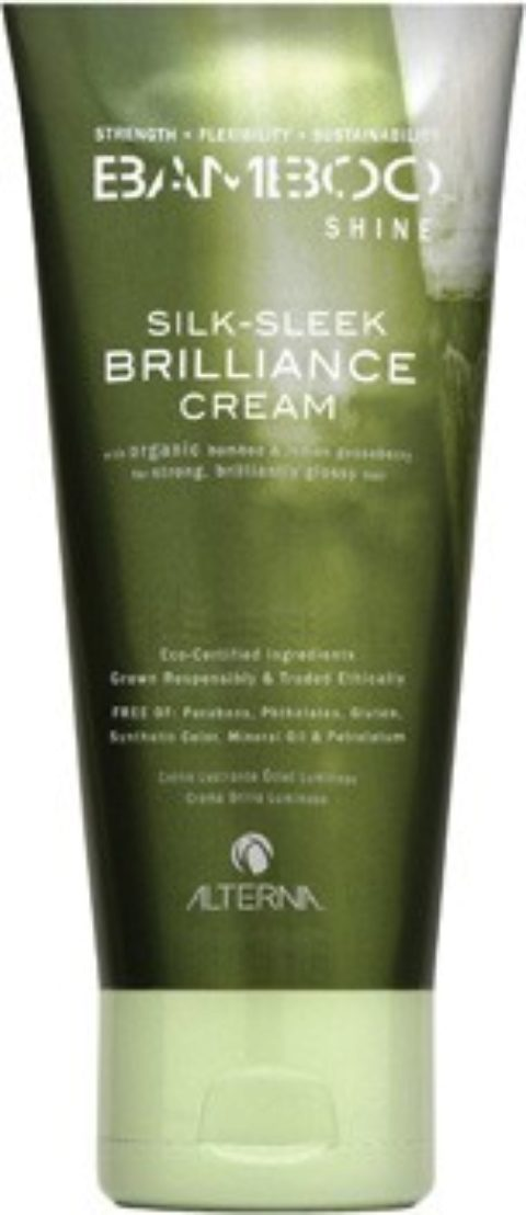 Alterna Bamboo Shine Silk sleek brilliance cream 125ml