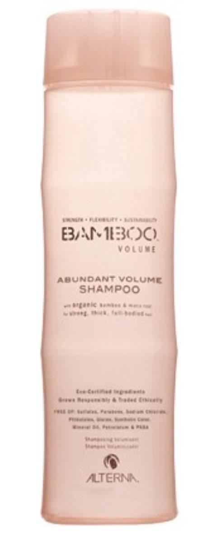 Alterna Bamboo Volume Abundant shampoo 250ml - shampooing volumizant