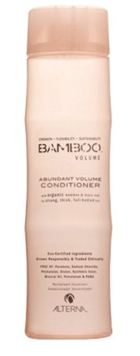 Alterna Bamboo Volume Abundant conditioner 250ml - apres shampooing volumizant