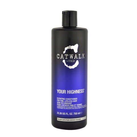 Tigi CatWalk Your Highness Elevating Conditioner 750ml - après-shampooing volumisant