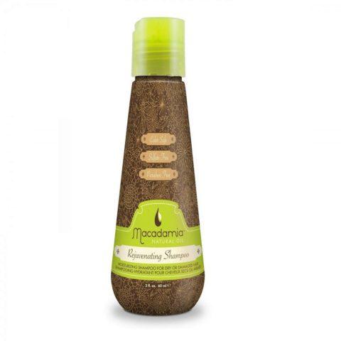 Macadamia Rejuvenating shampoo 100ml - Shampooing hydratant à l'Huile de Macadamia