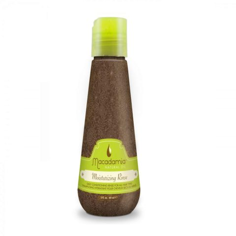 Macadamia Moisturizing rinse conditioner 100ml - après shampooing
