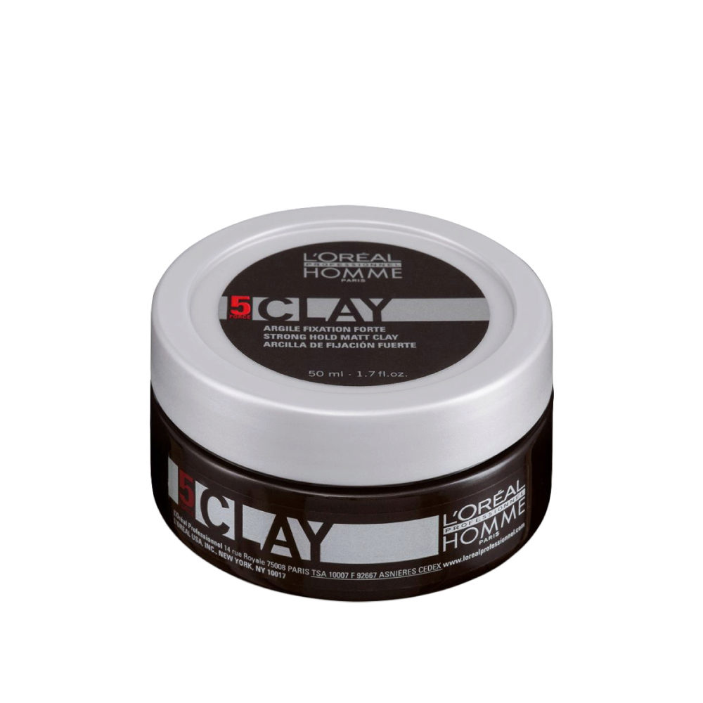 L'Oreal Homme styling Clay 50ml
