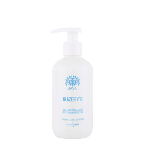 Naturalmente Basic Moisturizing and modeling Glaze gel 250ml