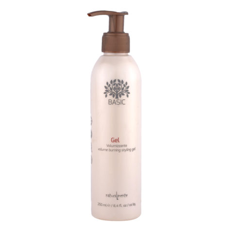 Naturalmente Basic Gel volumizzante 250ml - Volumizing Gel