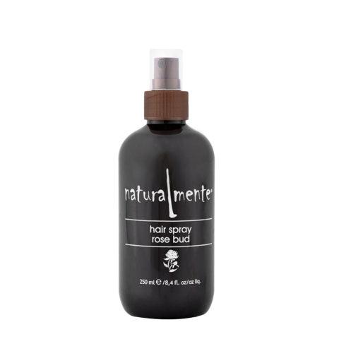 Naturalmente Basic Hair Spray Rose Bud 250ml
