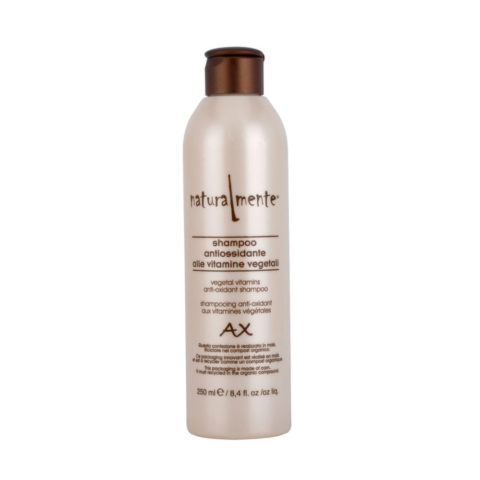 Naturalmente Basic Shampooing Antioxidant post coloration antiage 250ml