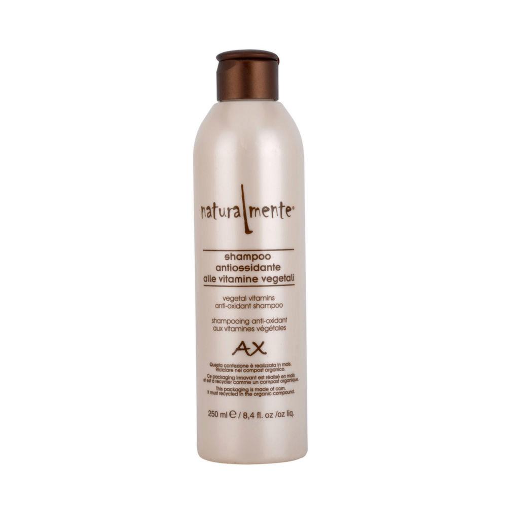 Naturalmente Basic Shampooing Antioxidant post coloration antiage 250ml