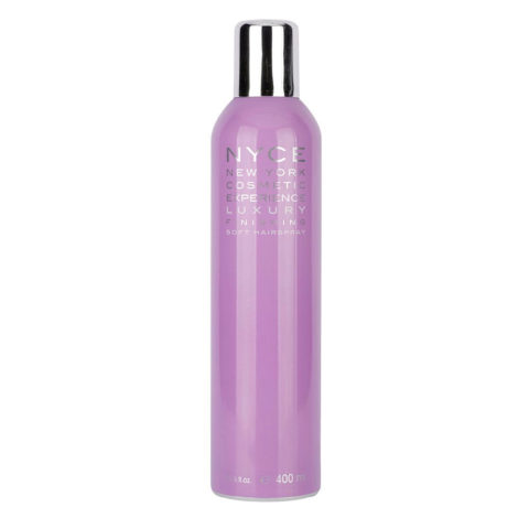 Nyce Styling Luxury tools Finishing hairspray 400ml - Laque spray tenue forte
