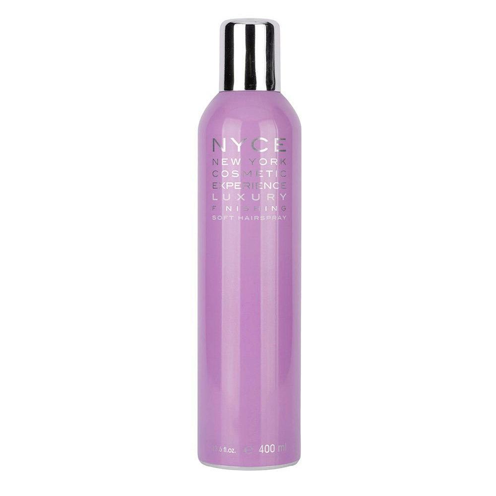 Nyce Styling Luxury tools Finishing hairspray 400ml - Laque spray tenue forte