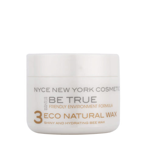 Nyce Be true styling system Eco Natural Wax 50ml - Cire cheveux