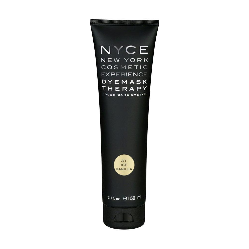 Nyce Dyemask .31 Ice vanille 150ml - Masque Raviveur De Reflets
