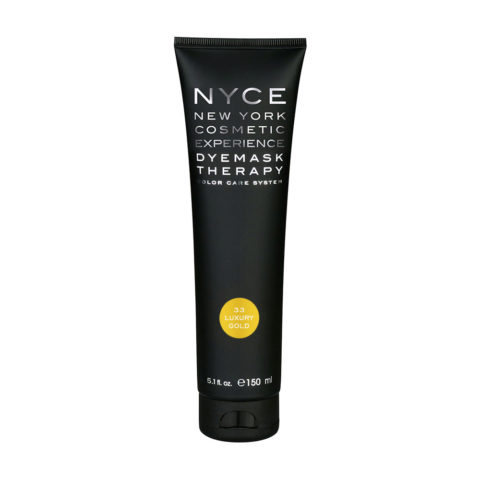 Nyce Dyemask .33 Luxury gold 150ml - Perle Doré