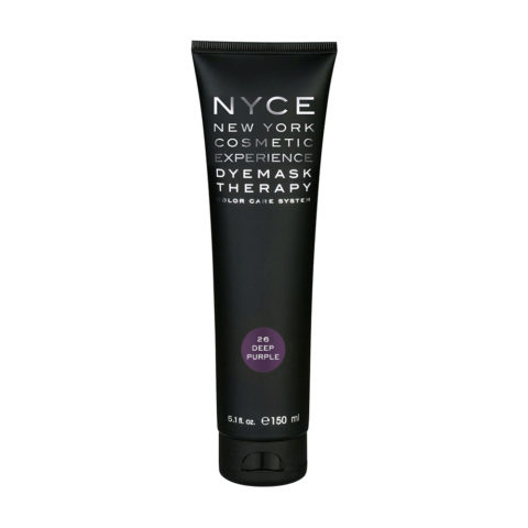 Nyce Dyemask .26 Deep purple 150ml - Masque Raviveur De Reflets