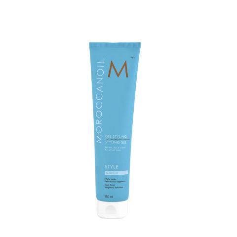 Moroccanoil Styling gel medium 180ml