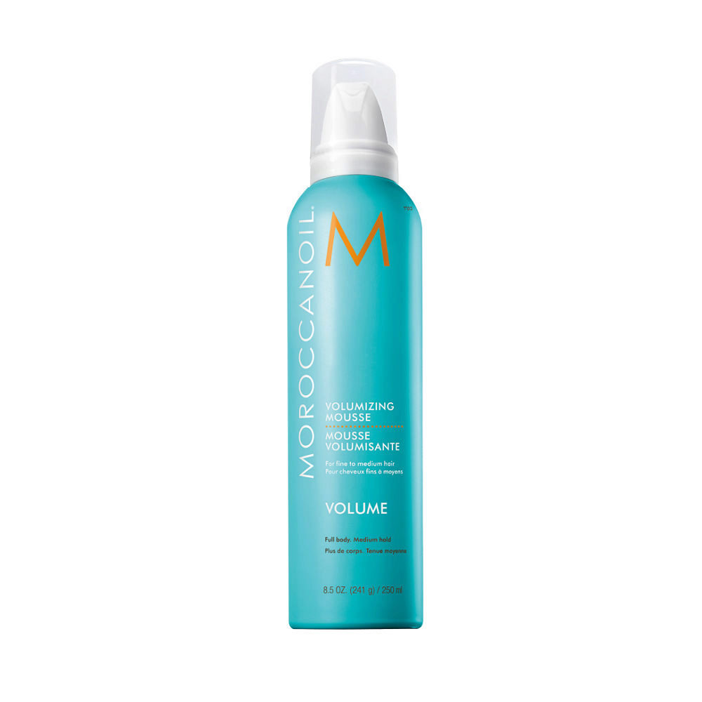 Moroccanoil Volumizing mousse 250ml - mousse volumatrice