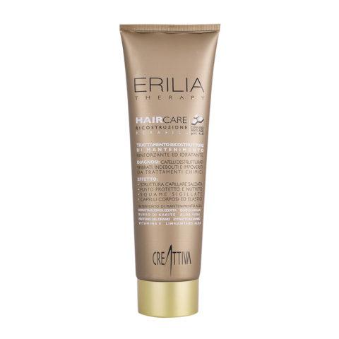 Erilia Haircare Kerafill Trattamento ricostruttore di mantenimento 300ml -  pour cheveux abîmés