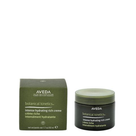 Aveda botanical kinetics Intensive hydrating rich creme 50ml - crème pour le visage intensément hydratante