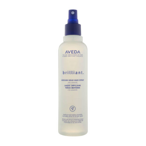 Aveda Styling Brilliant Medium hold hair spray 200ml
