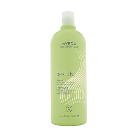 Aveda Be curly Shampoo 1000ml