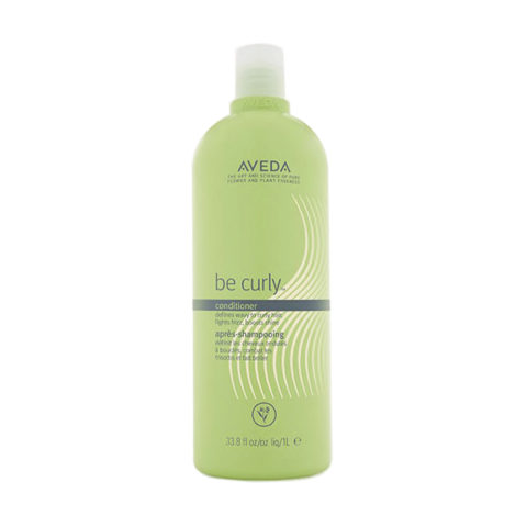 Aveda Be curly Conditioner 1000ml - Après-Shampooing