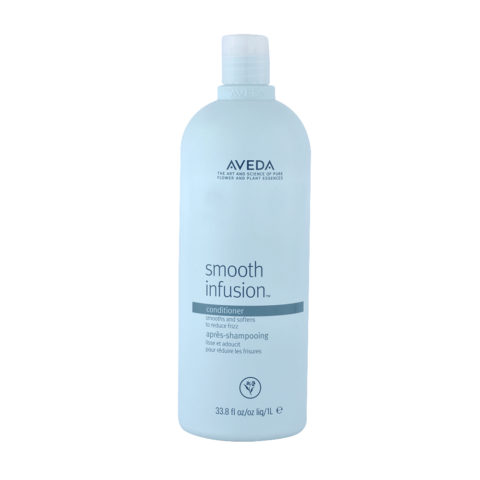 Aveda Smooth infusion Conditioner 1000ml - après-shampooing lisse