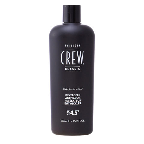 American Crew Classic Precision Blend Developer 15vol. 4,5%, 450ml - oxygène