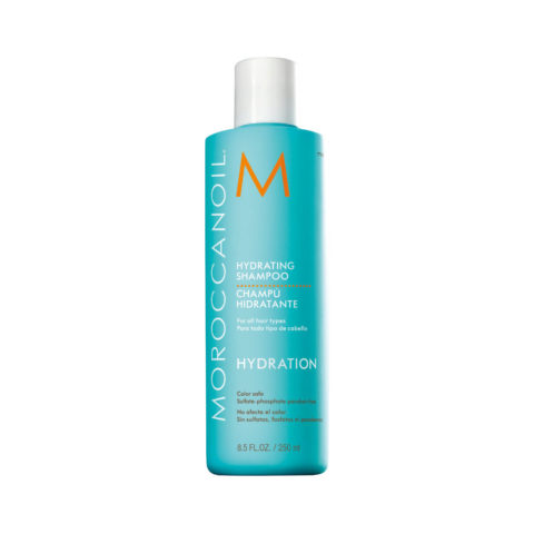 Moroccanoil Hydrating Shampoo 250ml - Shampooing hydratant