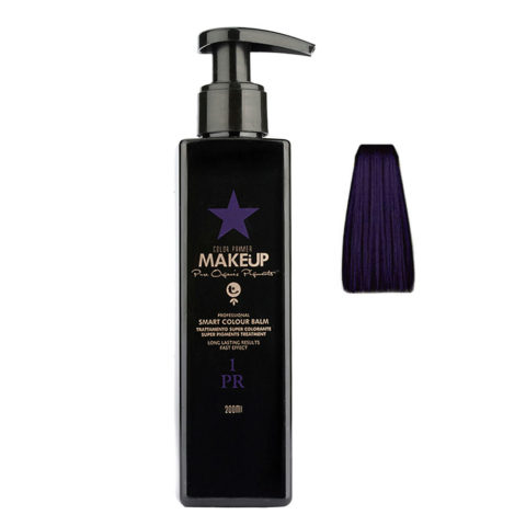 Tecna Make up Color Primer Smart Colour Balm 1PR purple 200ml - violet
