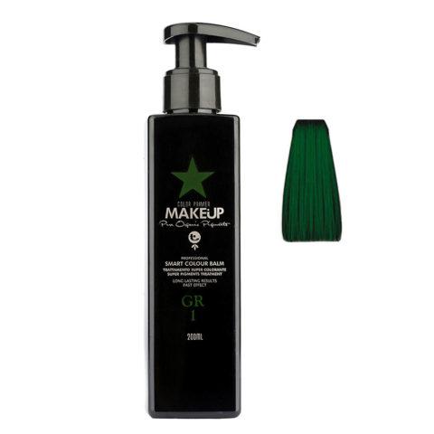 Tecna Make up Color Primer Smart Colour Balm GR1 green 200ml