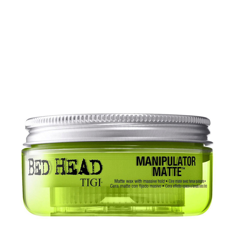 Tigi Bed Head Manipulator Matte 57gr - cire mate avec tenue puissante