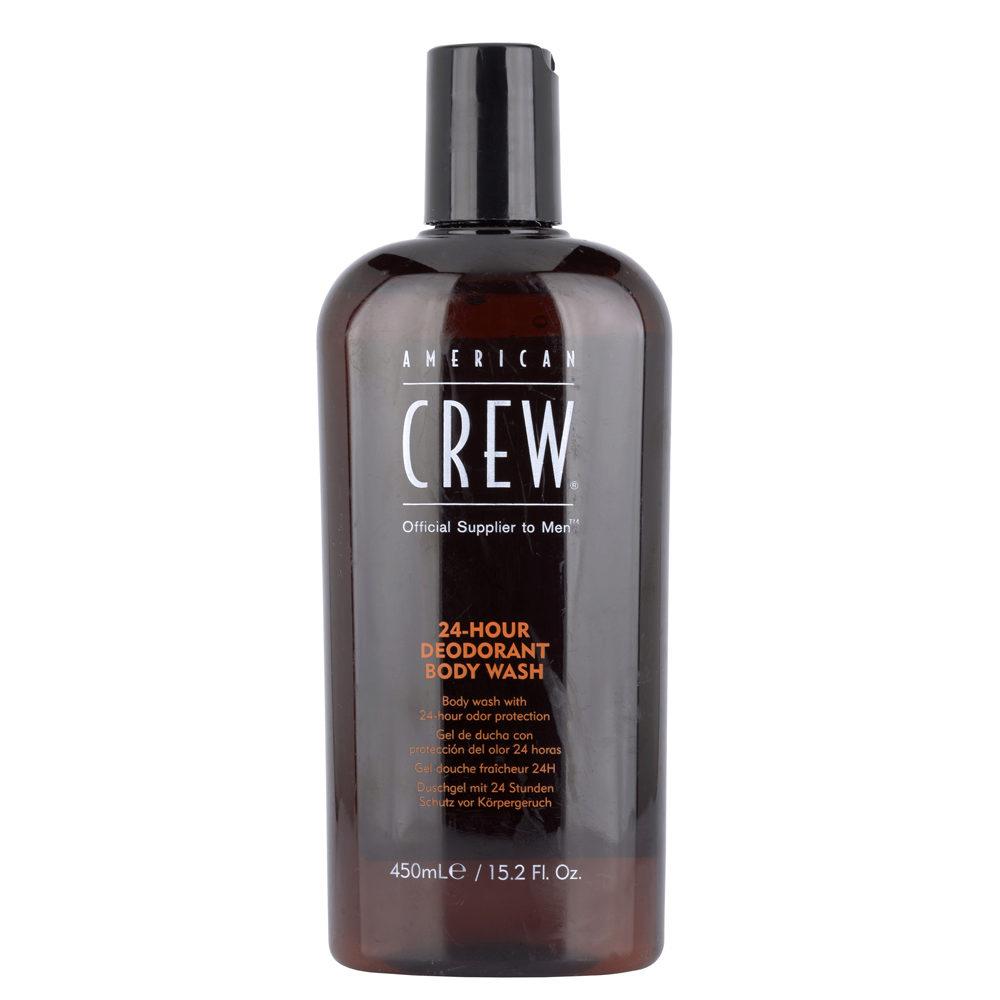 American Crew 24 hour deodorant Body wash 450ml - gel douche