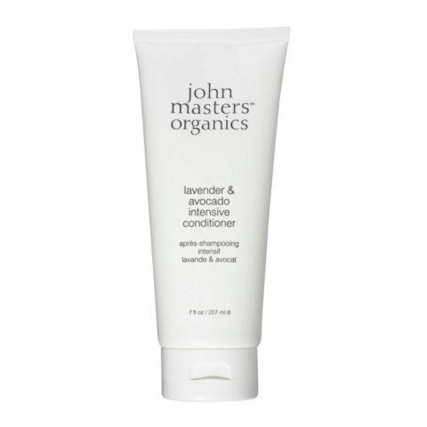 John Masters Organics Lavender & Avocado Intensive Conditioner 207ml après-shampooing démêlant