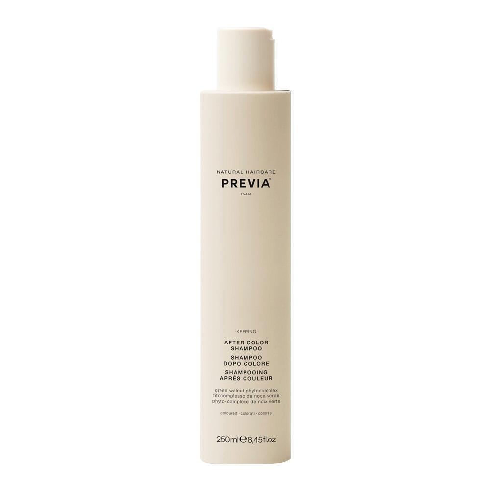 Previa Keeping After Color Shampoo 250ml