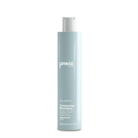 Previa Volumizing Thickening Shampoo 200ml