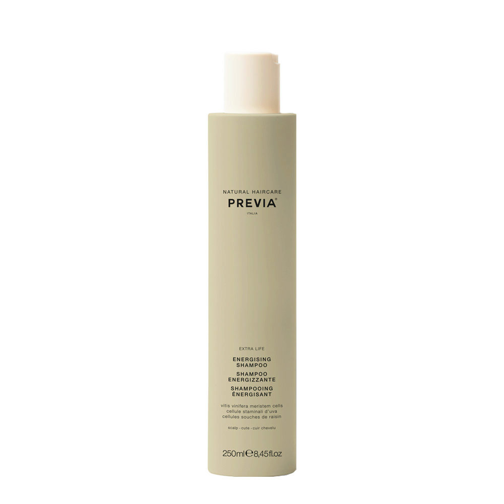 Previa Extra>Life Energising Shampoo 250ml - shampooing antichute