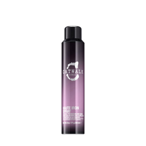 Tigi Catwalk Headshot Haute Iron Spray 200ml - spray de protection thermique