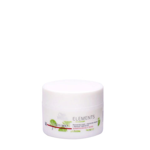 Wella Professionals Elements Renewing mask 150ml - masque réparateur